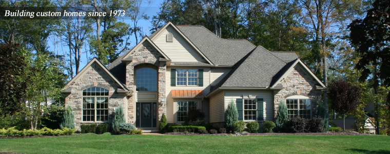 Dh meyers homes new home builders custom built homes for New home builders northeast ohio
