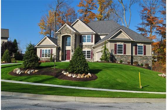 Dh meyers homes new homebuilders northeast ohio for New home builders northeast ohio